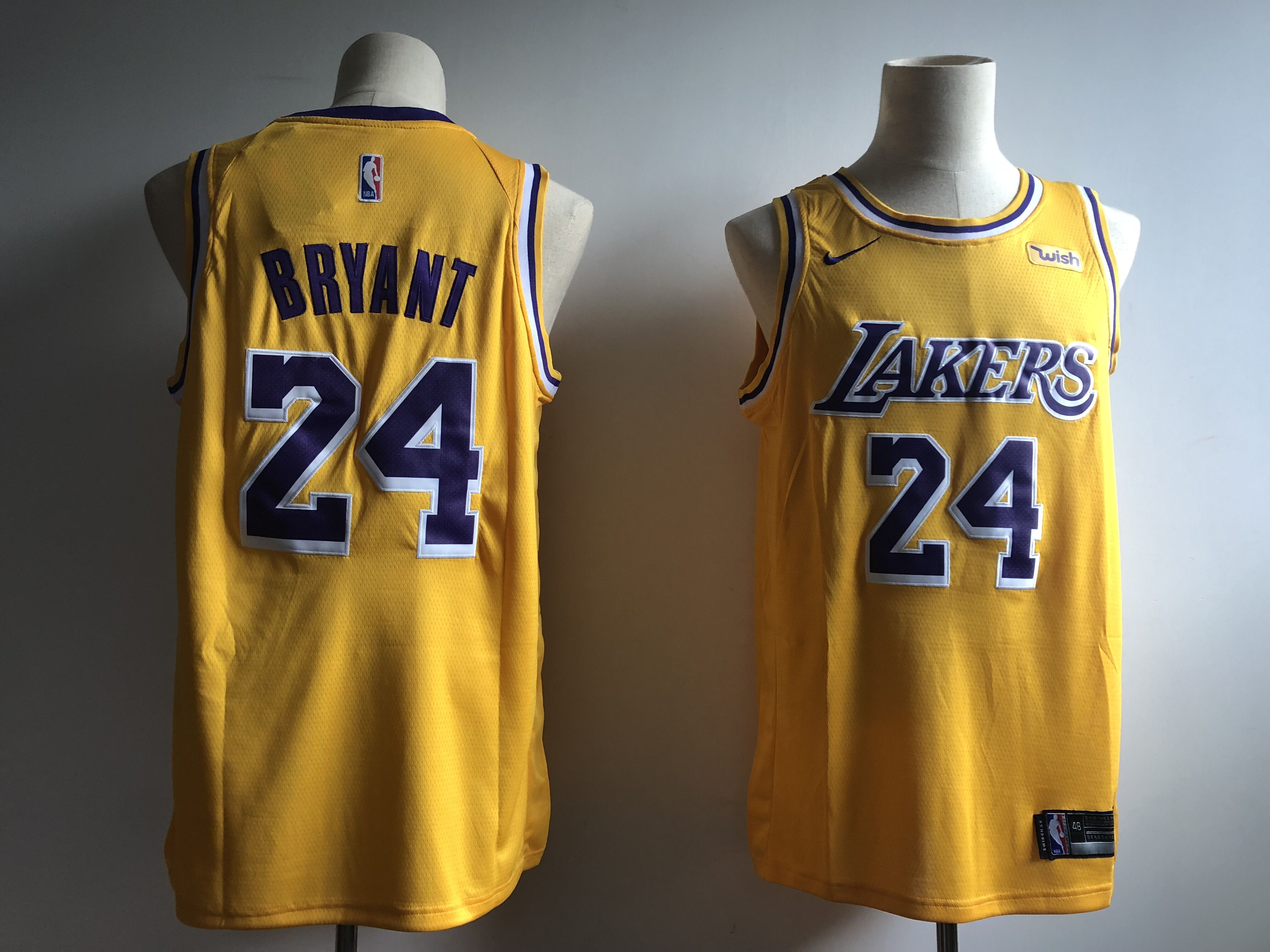 Men Los Angeles Lakers 8 Bryant Military green Game Nike NBA Jerseys abcb47847