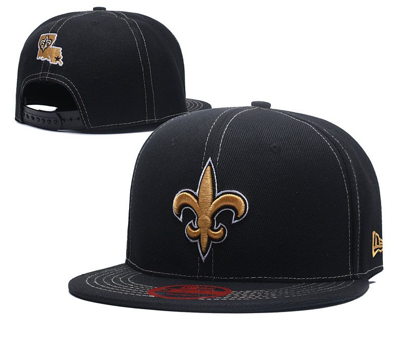 2018 NFL New Orleans Saints Snapback hat LTMY10091