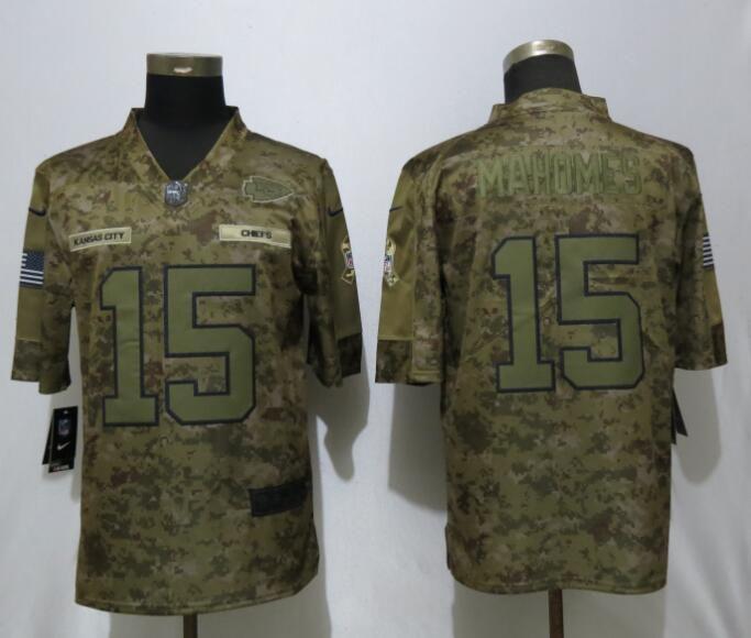 official photos 54e21 459e8 NFL Customize Kansas City Chiefs 38 Parker White Men Nike ...