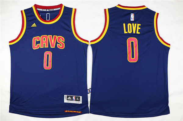 Youth Cleveland Cavaliers 0 Love purple Game Nike NBA Jerseys