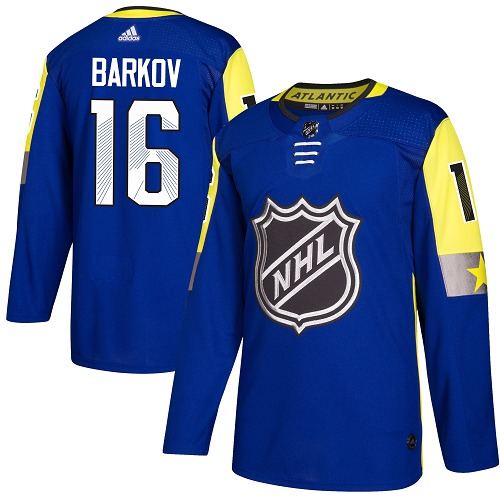 Adidas Men Florida Panthers 16 Aleksander Barkov Royal 2018 All-Star NHL Jersey