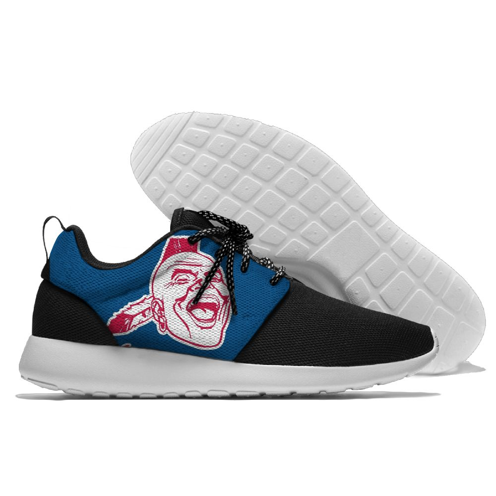 Men Atlanta Braves Roshe style Lightweight Running shoes