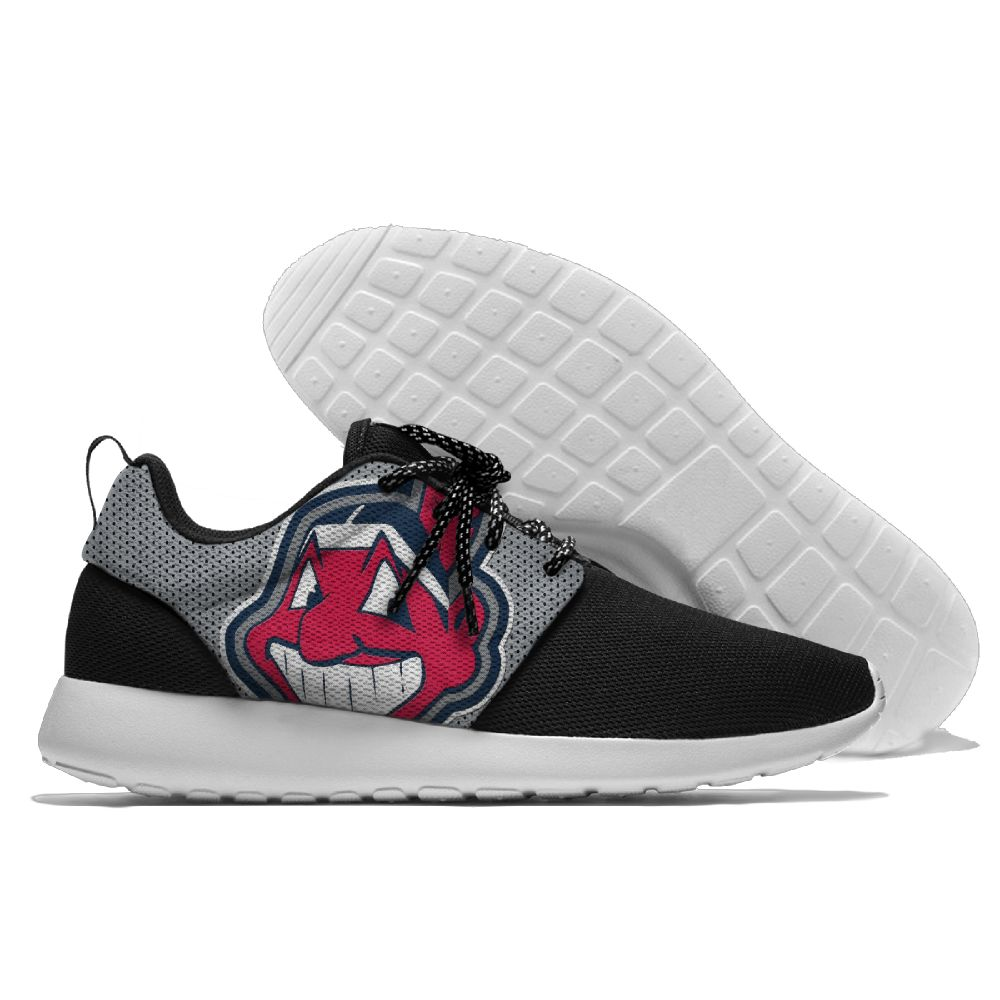 Men Cleveland Indians Roshe style Lightweight Running shoes 2