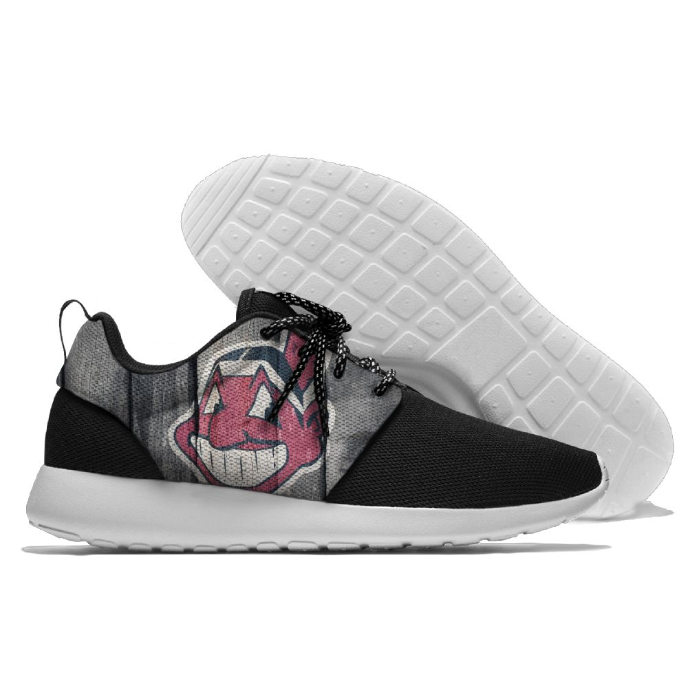 Men Cleveland Indians Roshe style Lightweight Running shoes 3