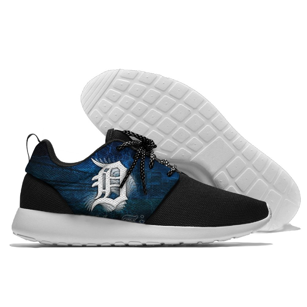 Men Detroit Tigers Roshe style Lightweight Running shoes 2