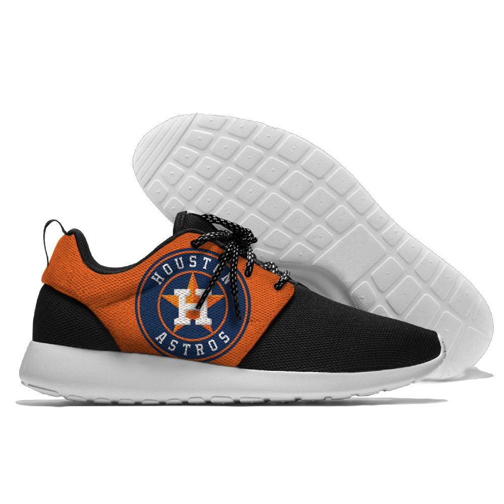 Men Houston Astros Roshe style Lightweight Running shoes 5