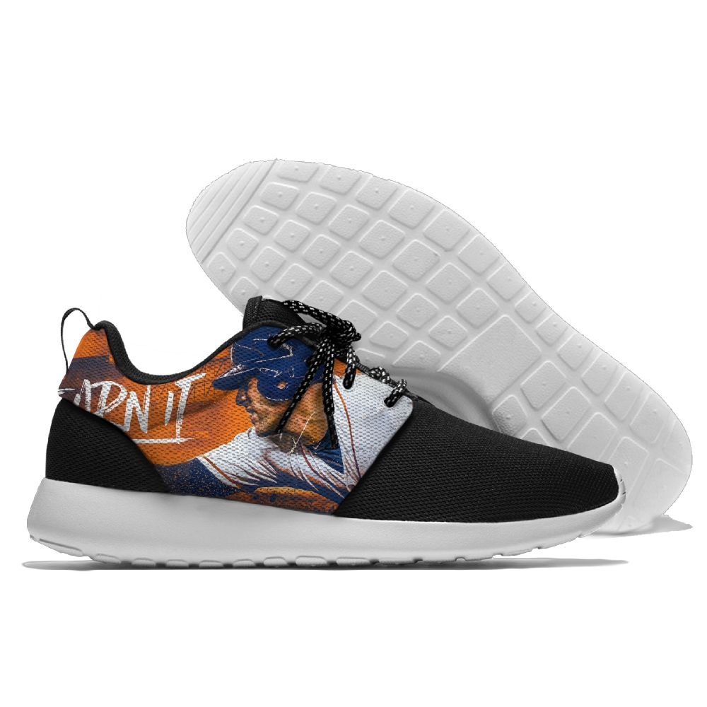 Men Houston Astros Roshe style Lightweight Running shoes 6