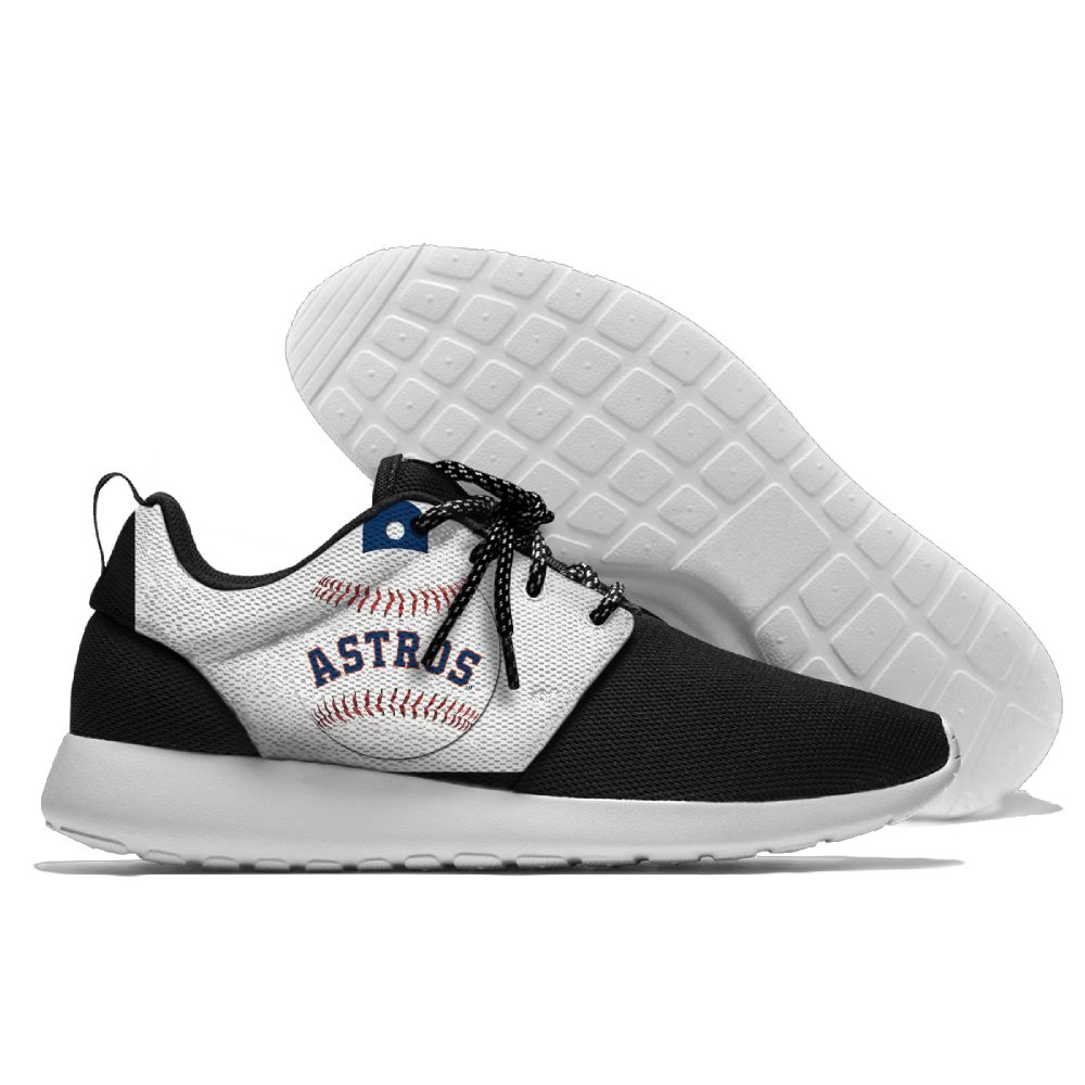 Men Houston Astros Roshe style Lightweight Running shoes 7
