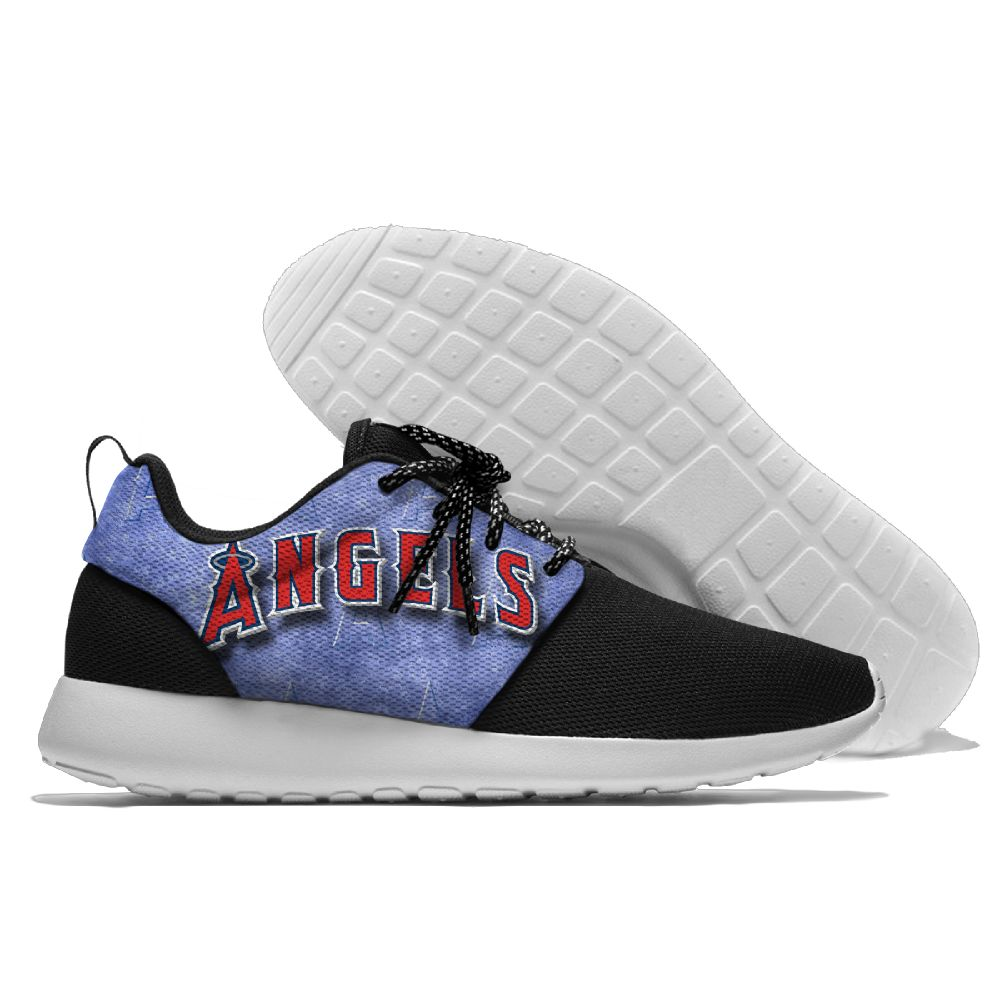 Men Los Angeles Angels Roshe style Lightweight Running shoes 5