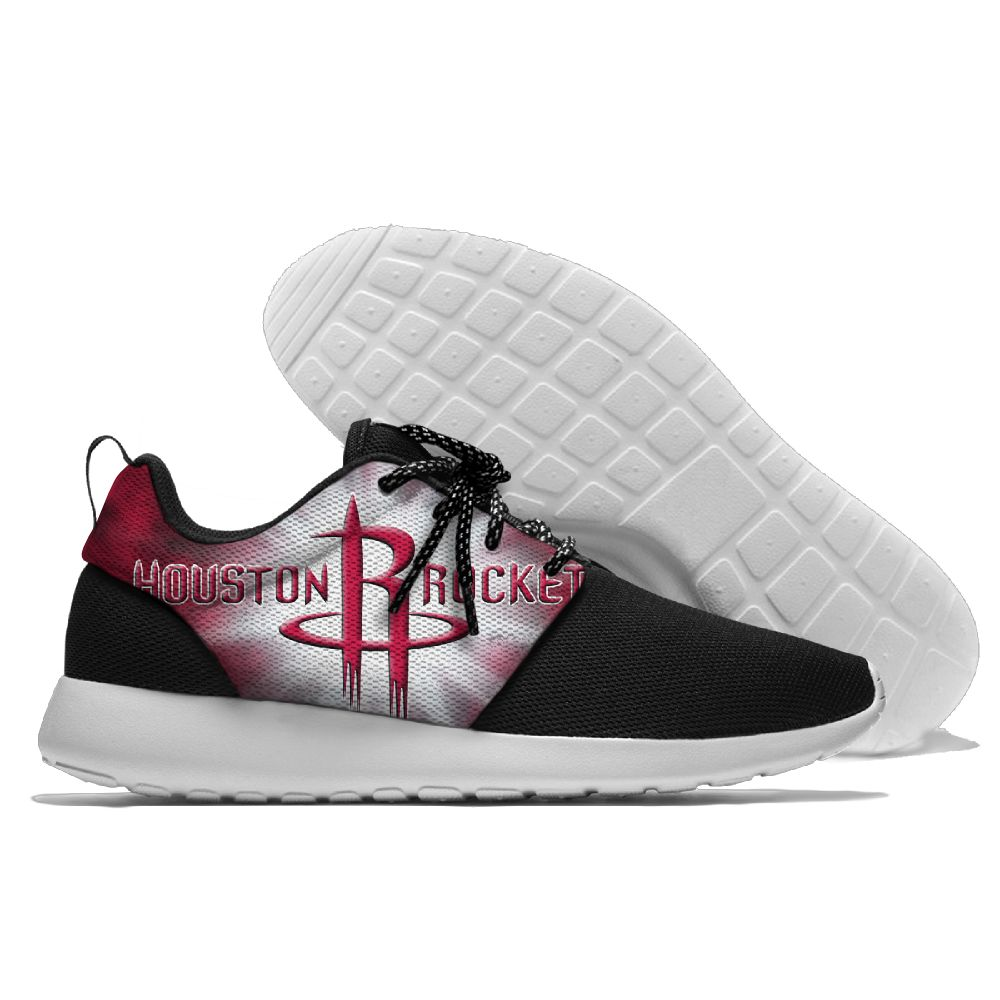 Men NBA Houston Rocket Roshe style Lightweight Running shoes 2