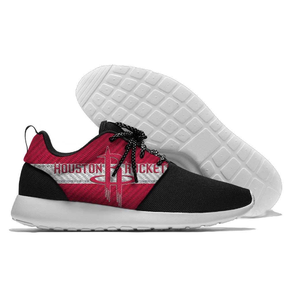 Men NBA Houston Rocket Roshe style Lightweight Running shoes 3