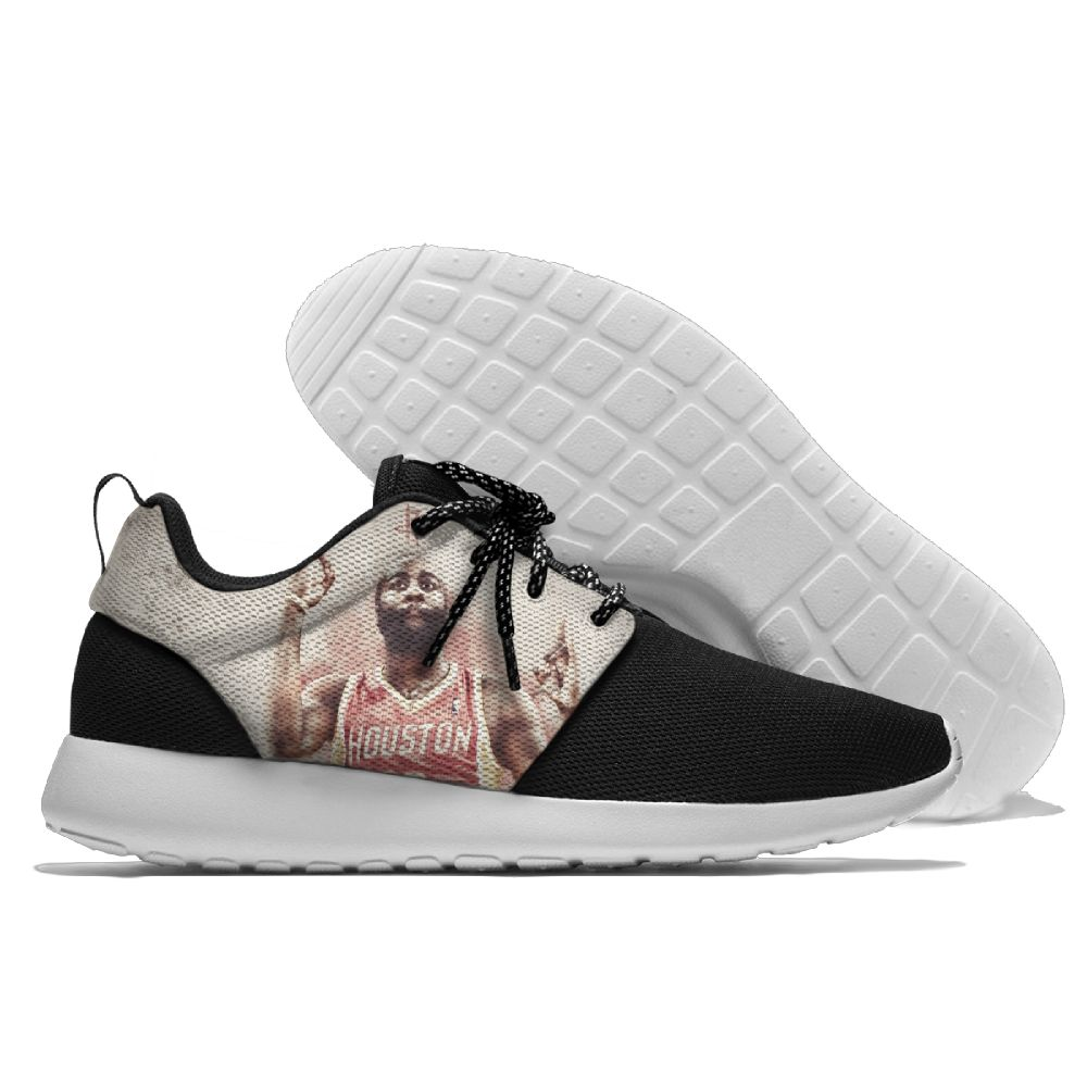 Men NBA Houston Rocket Roshe style Lightweight Running shoes 9