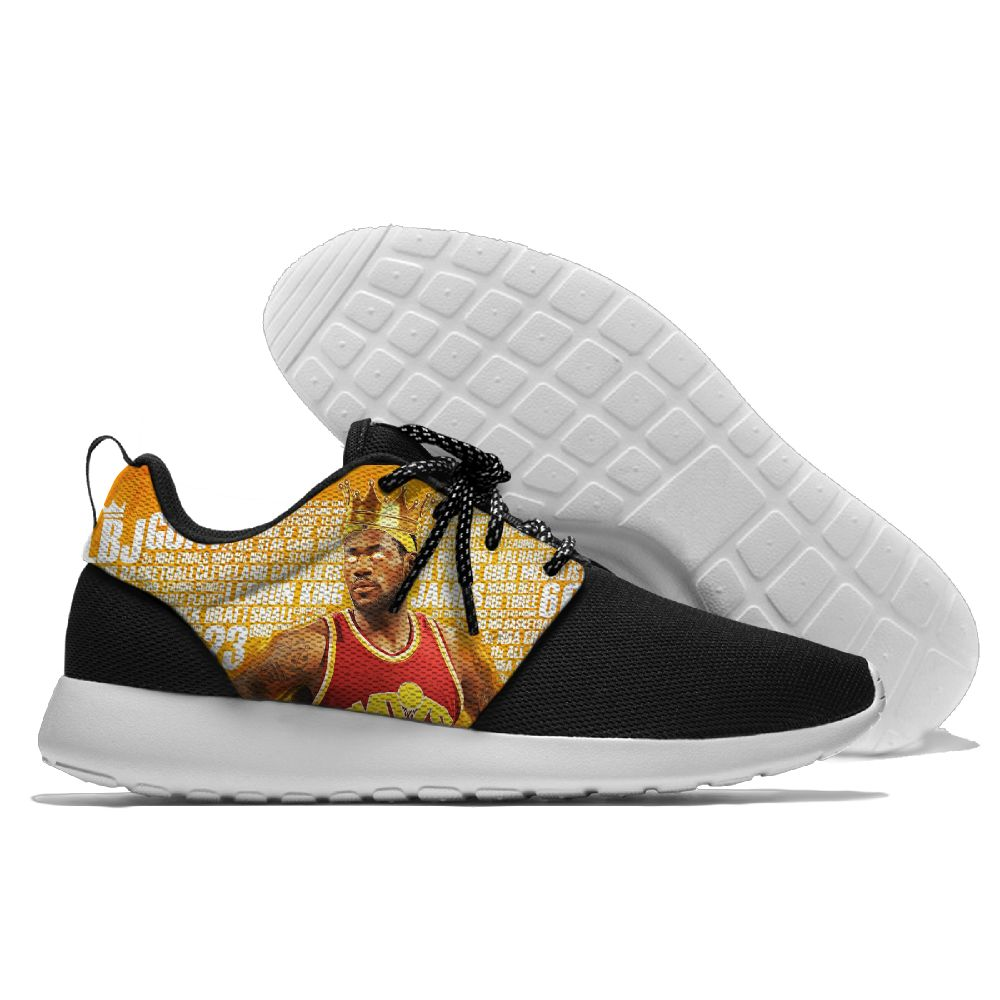 Men NBA cleveland cavaliers Roshe style Lightweight Running shoes 10
