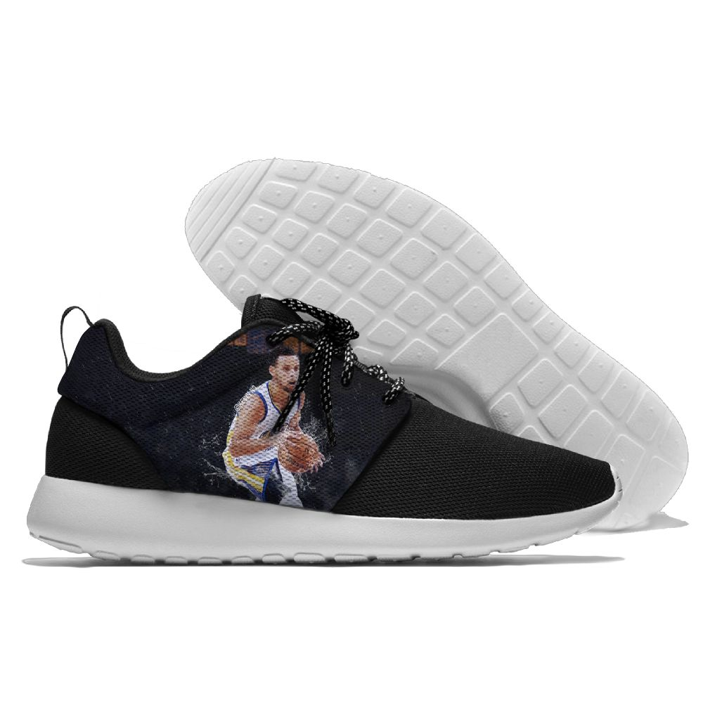 Men NBA golded state warriors Roshe style Lightweight Running shoes 5