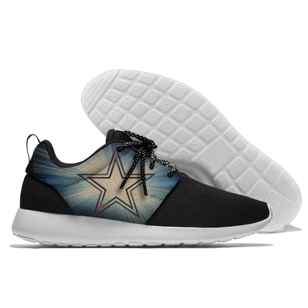 Men NHL Dallas Stars Roshe style Lightweight Running shoes 2