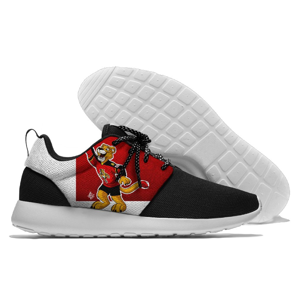 Men NHL Florida Panthers Roshe style Lightweight Running shoes 5