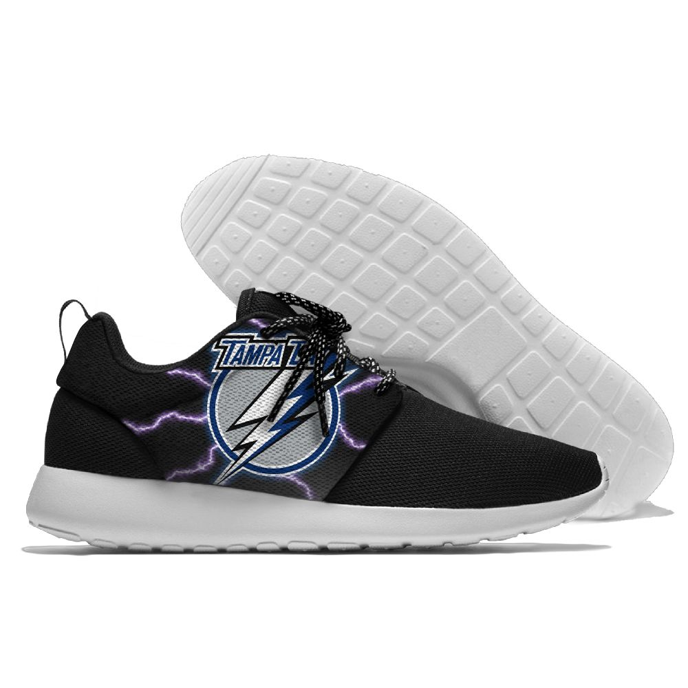 Men NHL Tampa Bay Lightning Roshe style Lightweight Running shoes 15
