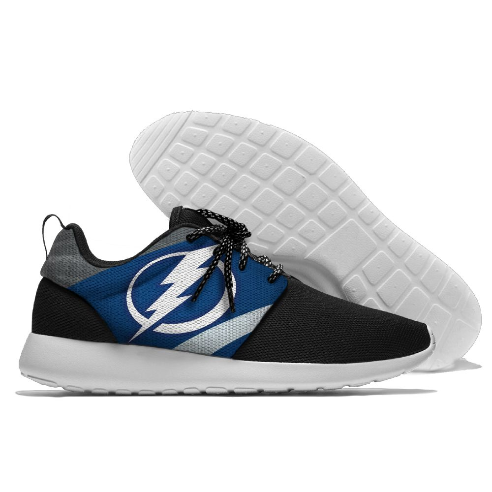 Men NHL Tampa Bay Lightning Roshe style Lightweight Running shoes 8