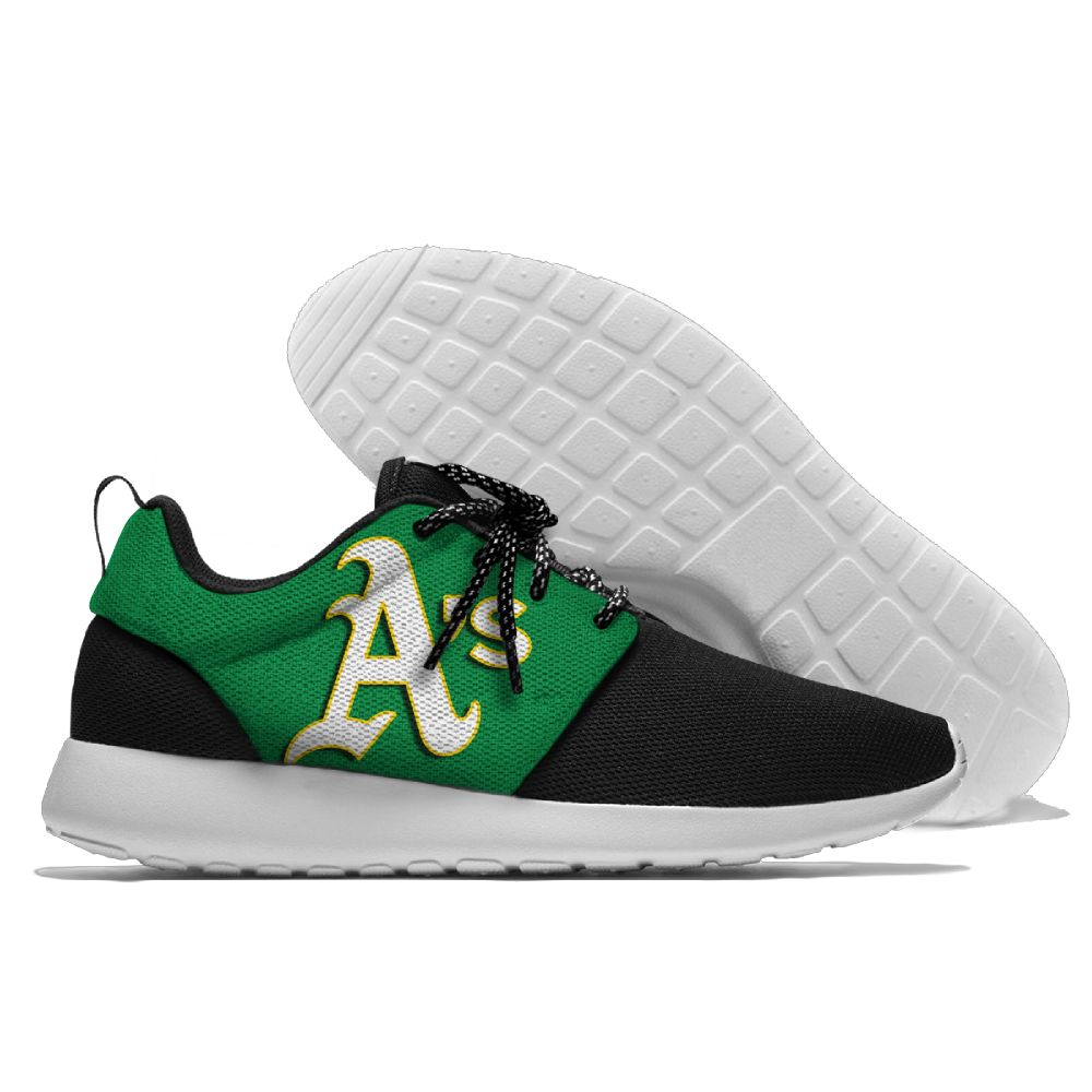 Men Oakland Athletics Roshe style Lightweight Running shoes 2