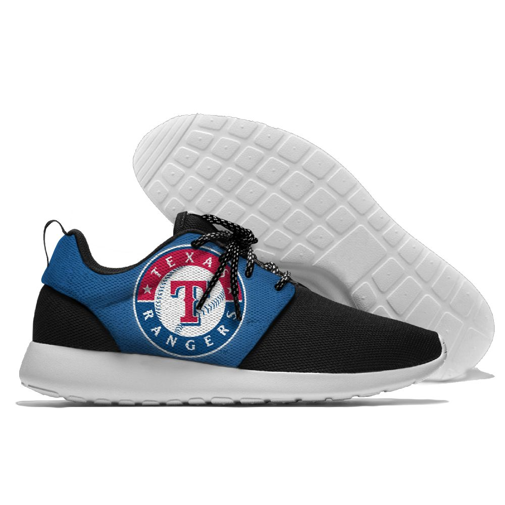 Men Texas Rangers Roshe style Lightweight Running shoes 1