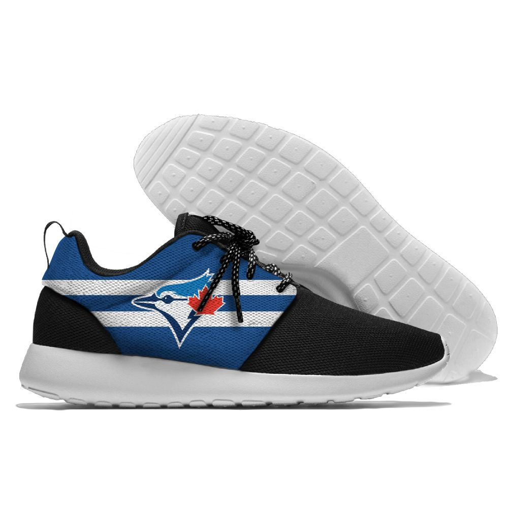 Men Toronto Blue Jays Roshe style Lightweight Running shoes 2