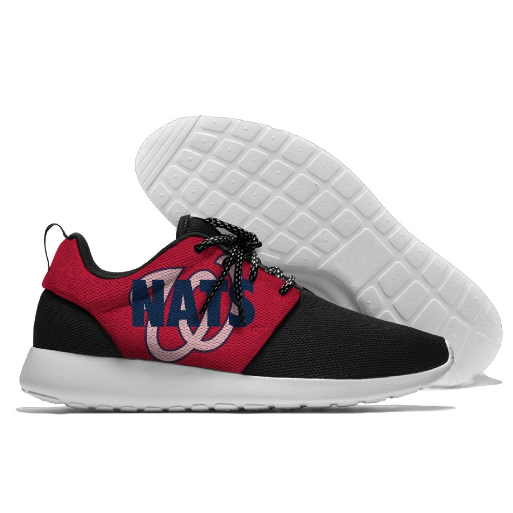Men Washington Nationals Roshe style Lightweight Running shoes 2