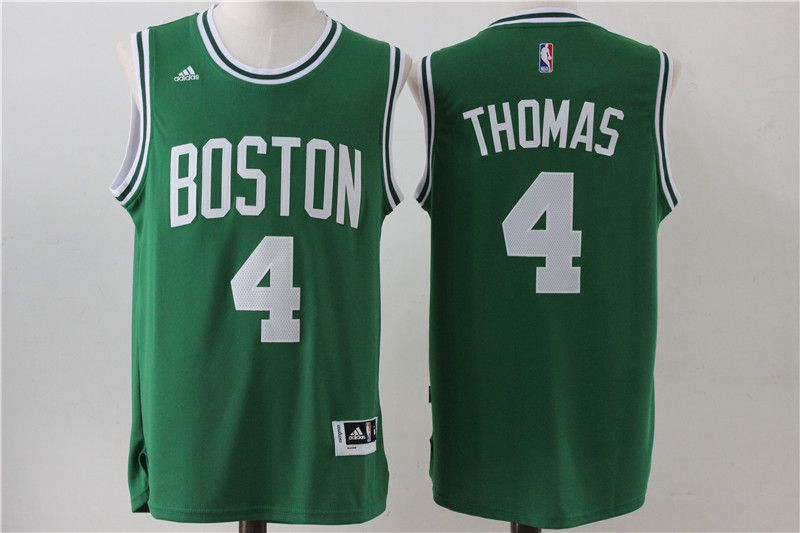 Men Boston Celtics 4 Thomas Green Adidas NBA Jersey