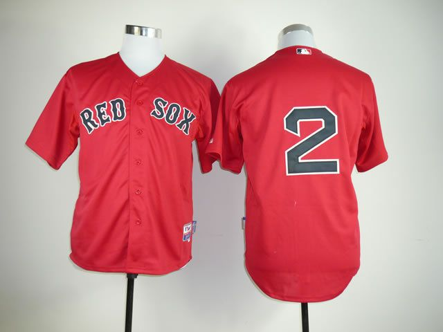 Men Boston Red Sox 2 Bogaerts Red MLB Jerseys1
