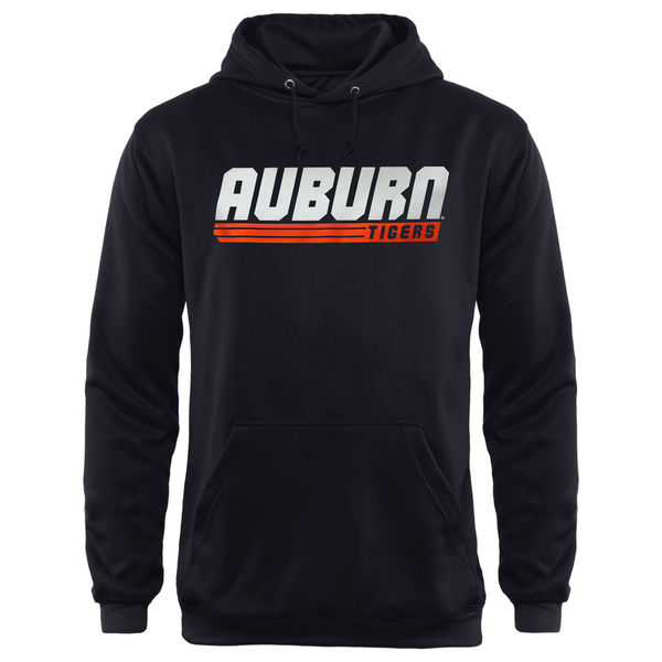 Men NCAA Auburn Tigers Billboard Hoodie Navy Blue