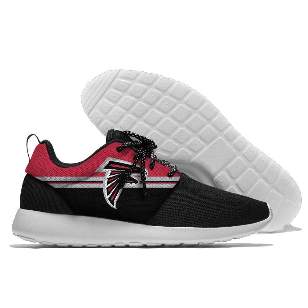 Men NFL Atlanta Falcons Roshe style Lightweight Running shoes 4