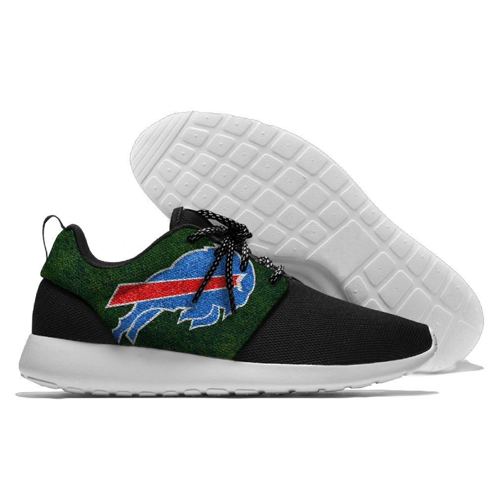 Men NFL Buffalo Bills Roshe style Lightweight Running shoes 4