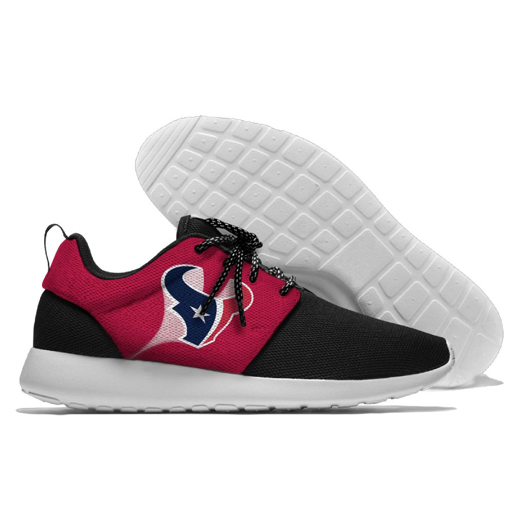 Men NFL Houston Texans Roshe style Lightweight Running shoes 6