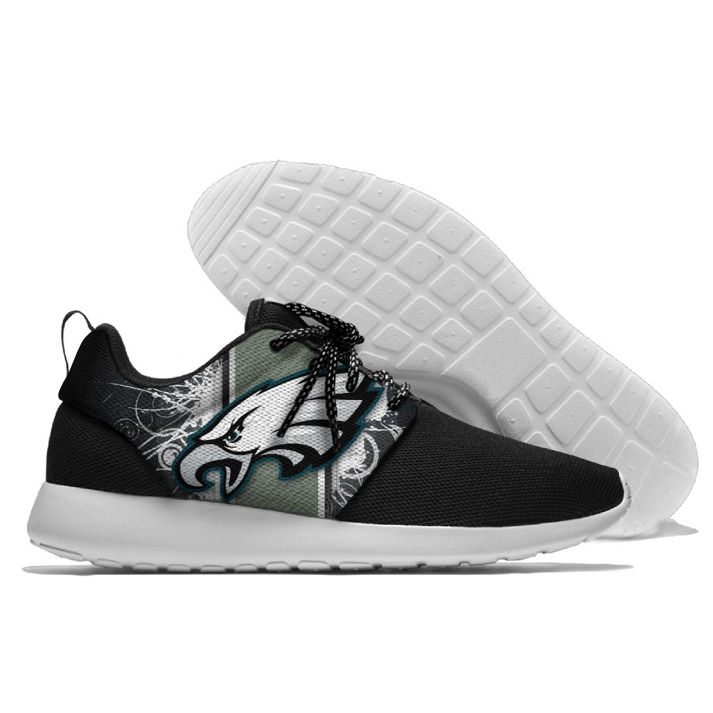 Men NFL Philadelphia Eagles Roshe style Lightweight Running shoes 3