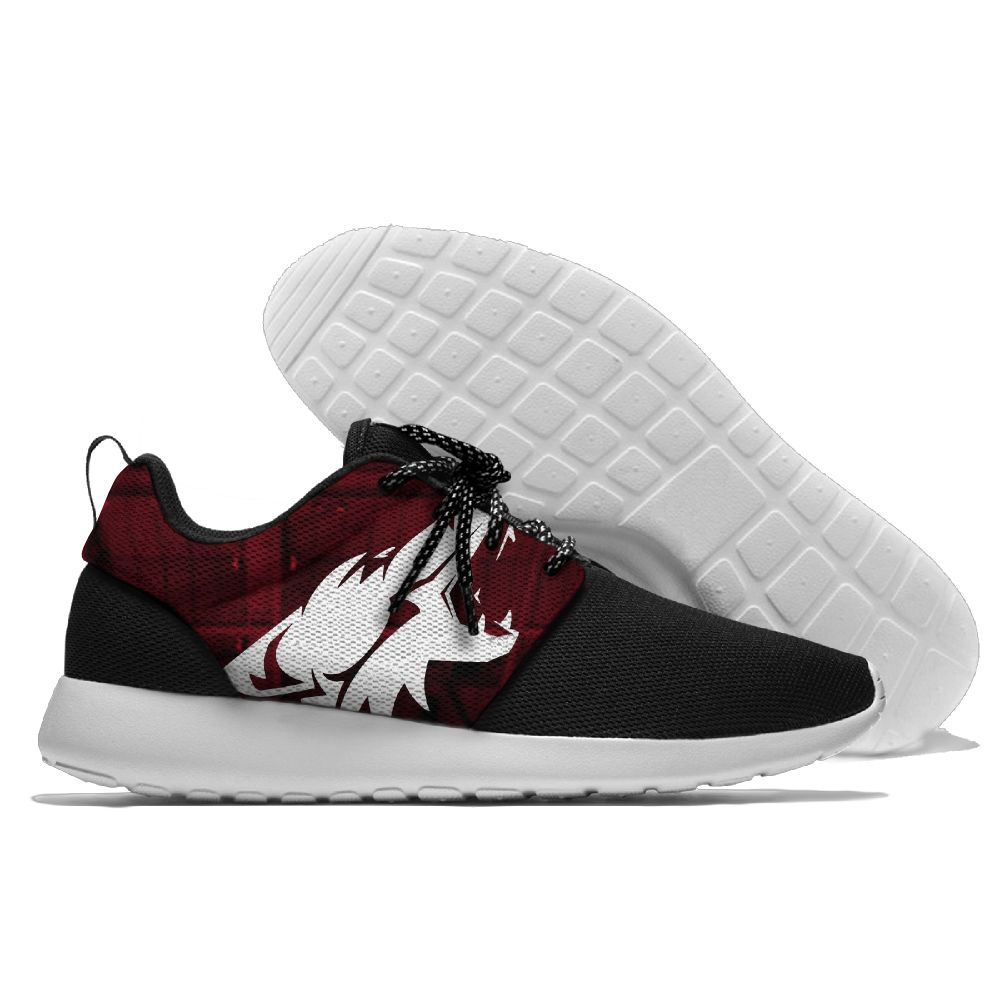 Men NHL Arizona Coyotes Roshe style Lightweight Running shoes 2