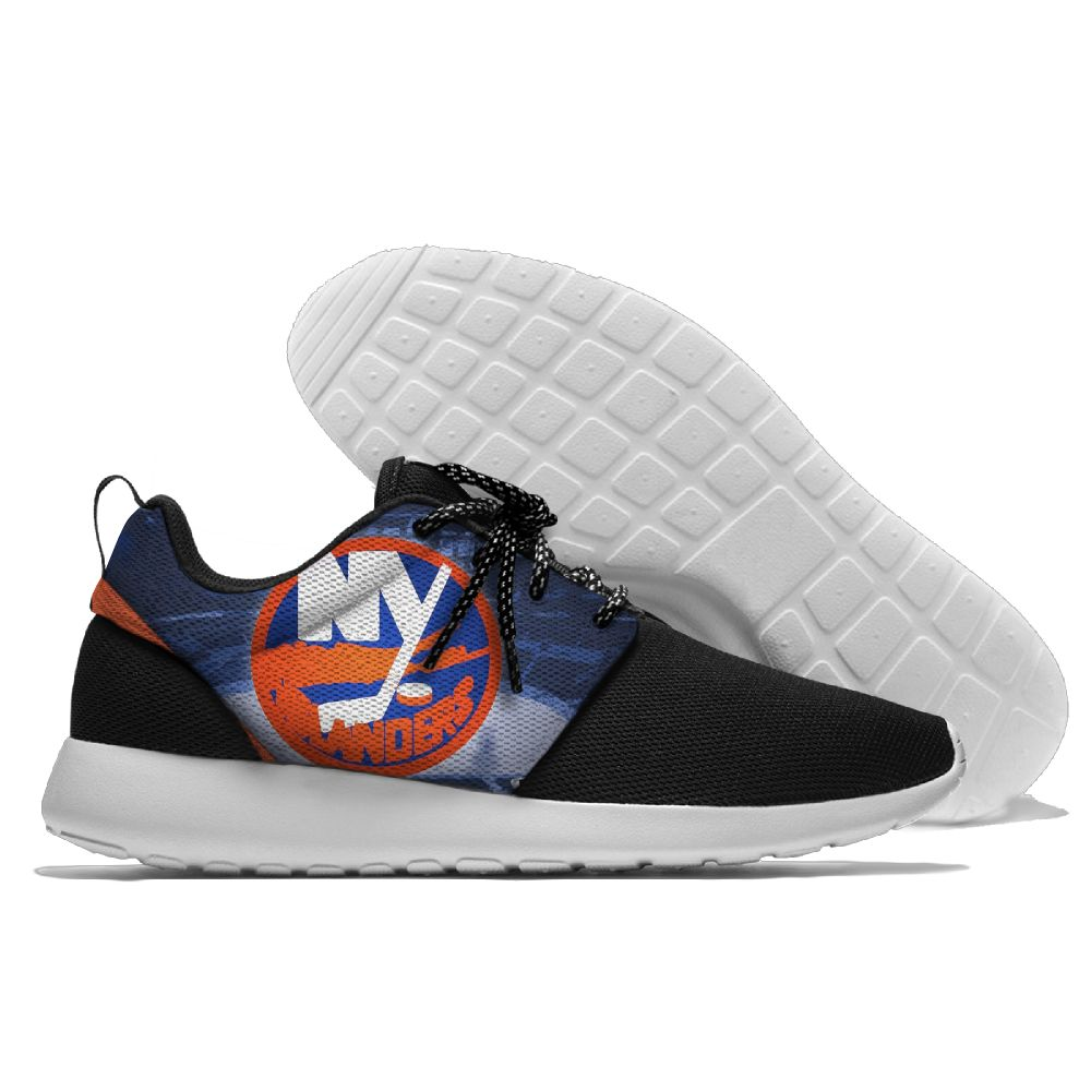 Men NHL New York Islanders Roshe style Lightweight Running shoes 10