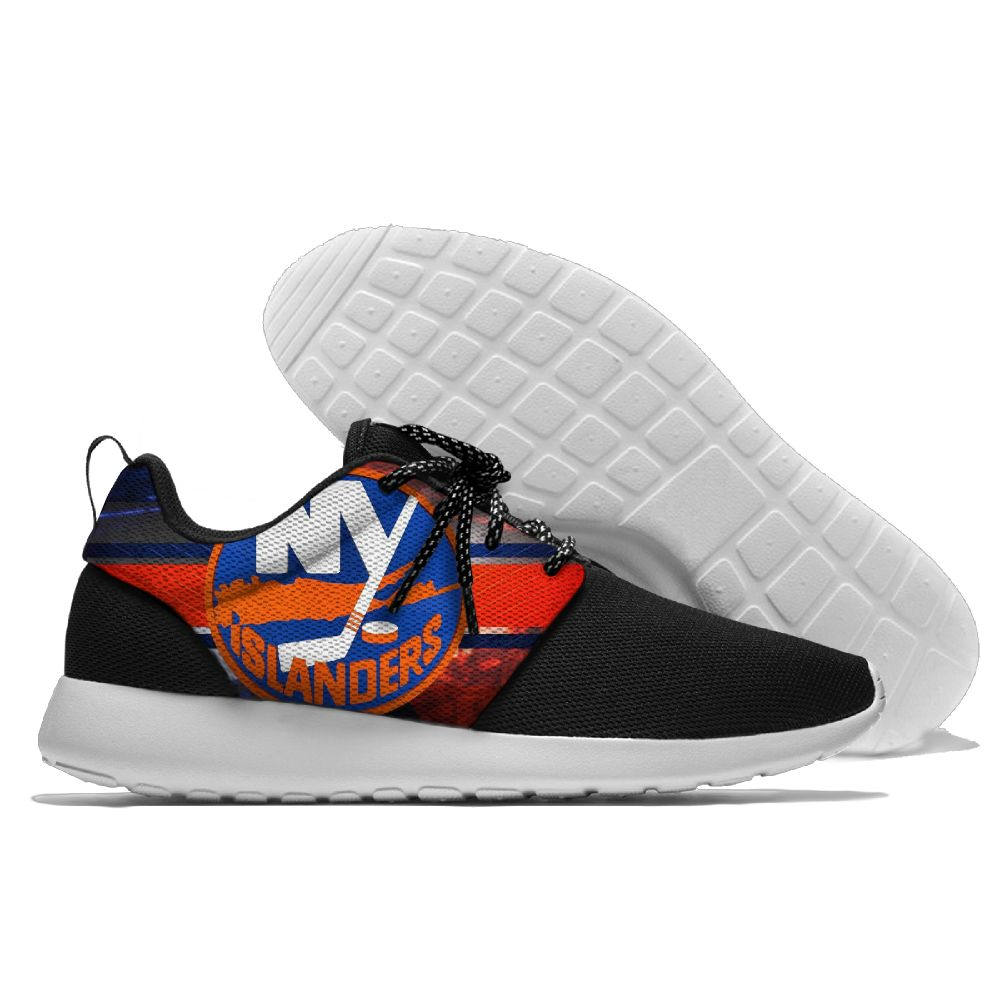 Men NHL New York Islanders Roshe style Lightweight Running shoes 12