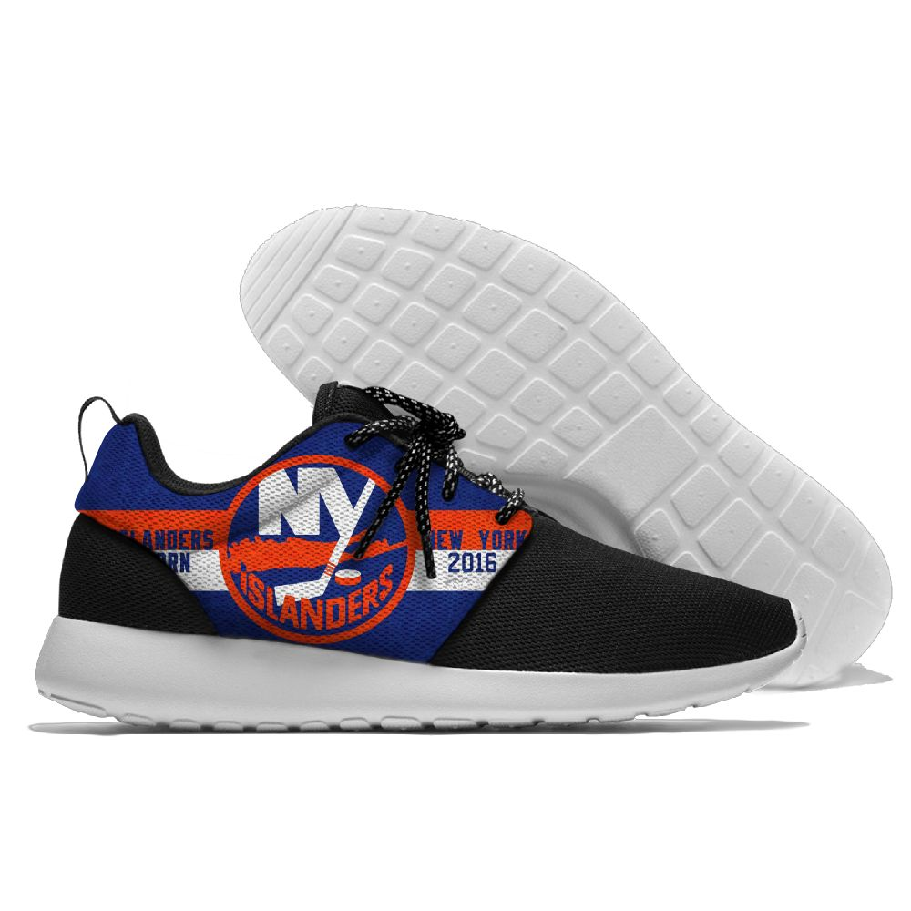 Men NHL New York Islanders Roshe style Lightweight Running shoes 13
