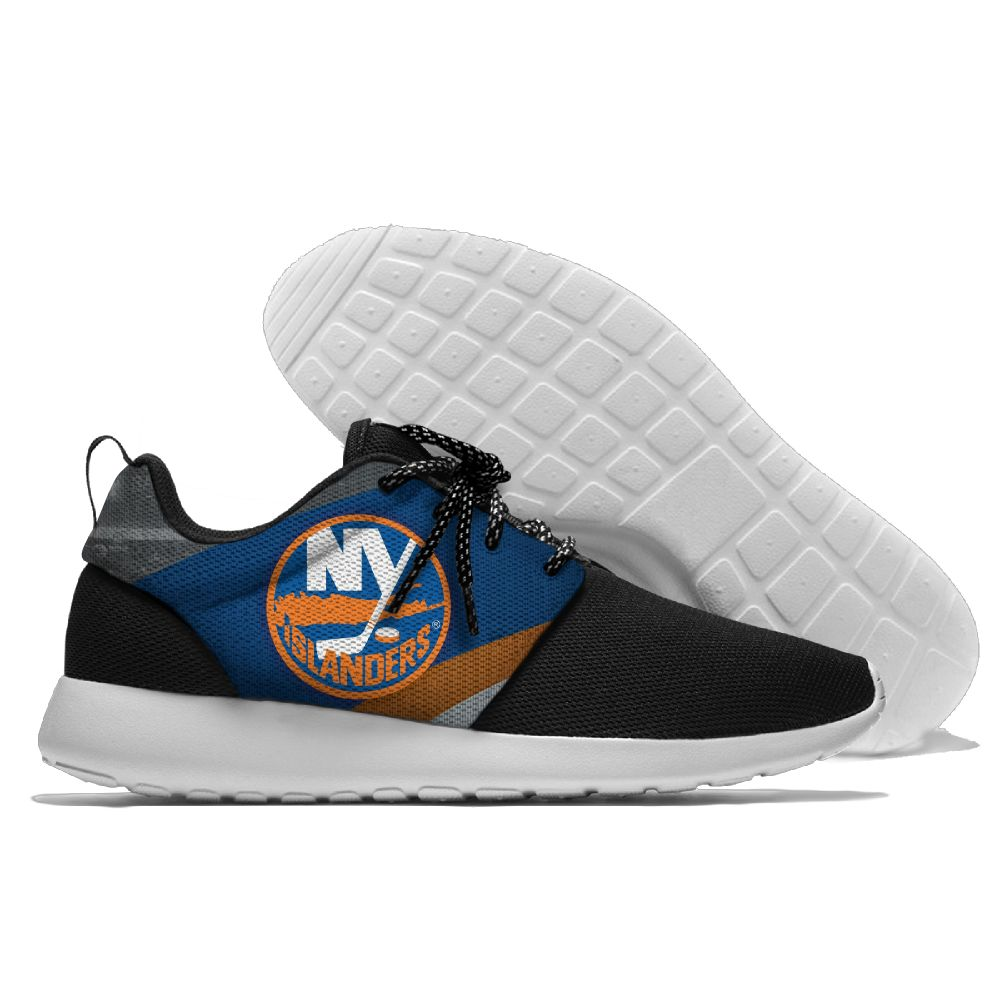 Men NHL New York Islanders Roshe style Lightweight Running shoes 14