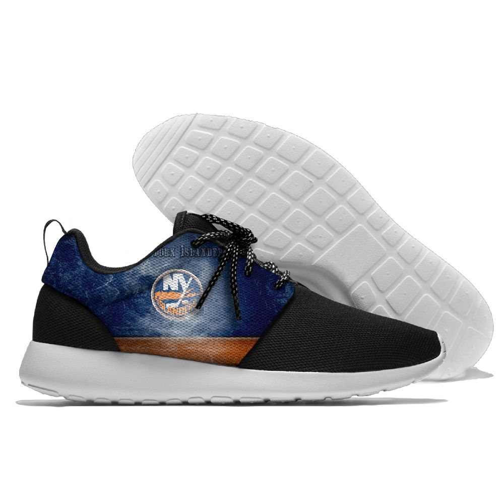 Men NHL New York Islanders Roshe style Lightweight Running shoes 17