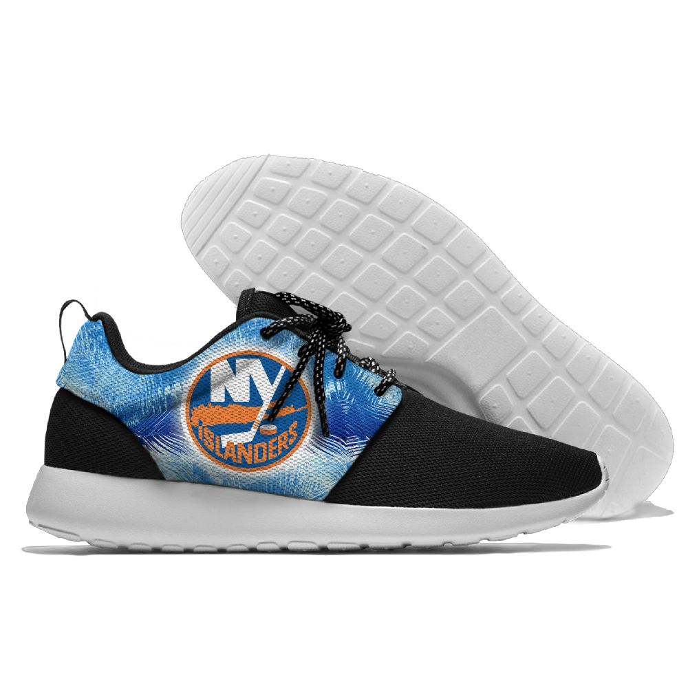 Men NHL New York Islanders Roshe style Lightweight Running shoes 18