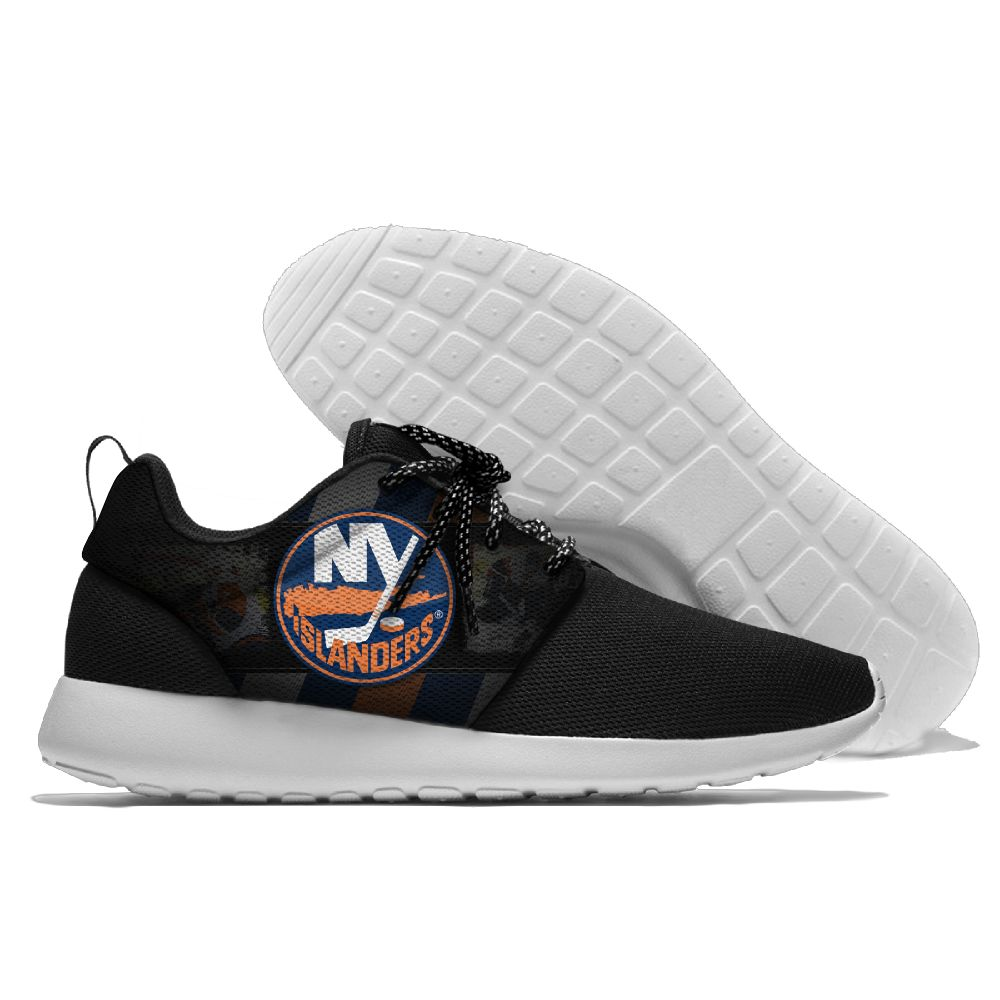 Men NHL New York Islanders Roshe style Lightweight Running shoes 20