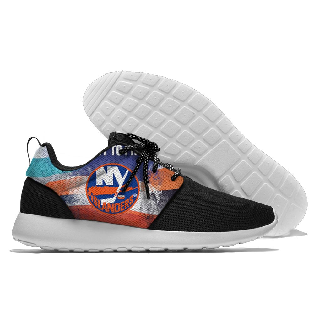 Men NHL New York Islanders Roshe style Lightweight Running shoes 21