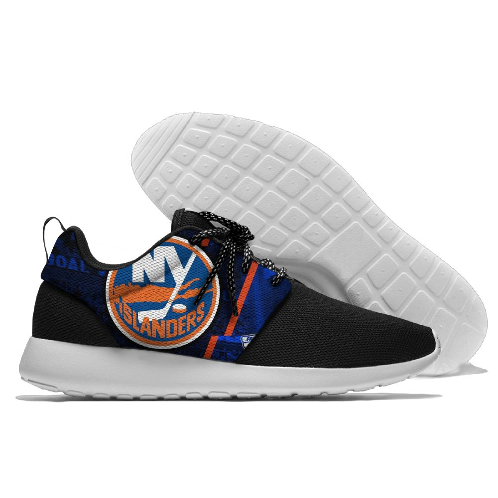 Men NHL New York Islanders Roshe style Lightweight Running shoes 6
