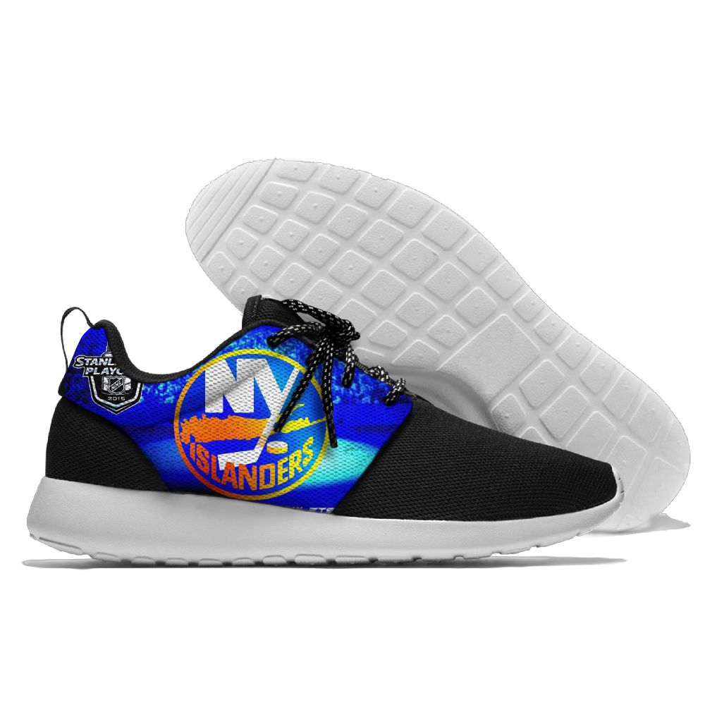 Men NHL New York Islanders Roshe style Lightweight Running shoes 7