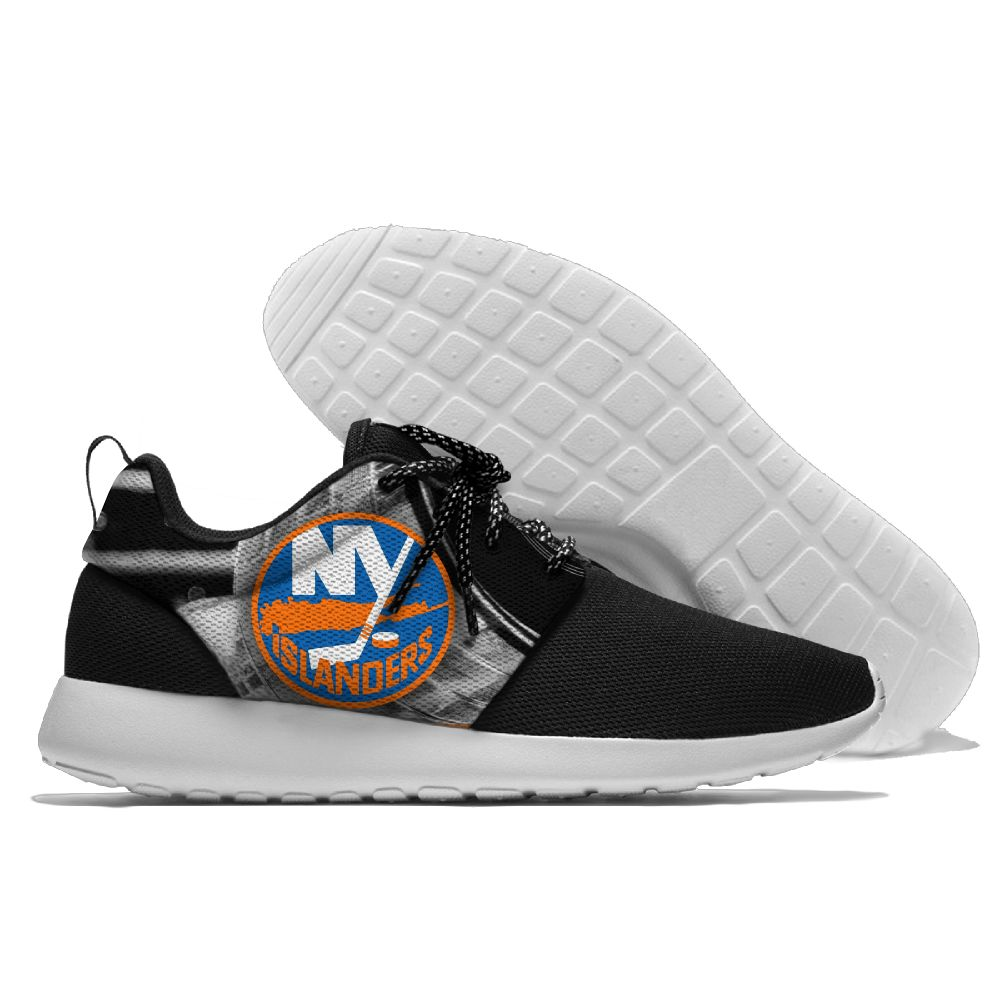 Men NHL New York Islanders Roshe style Lightweight Running shoes 8