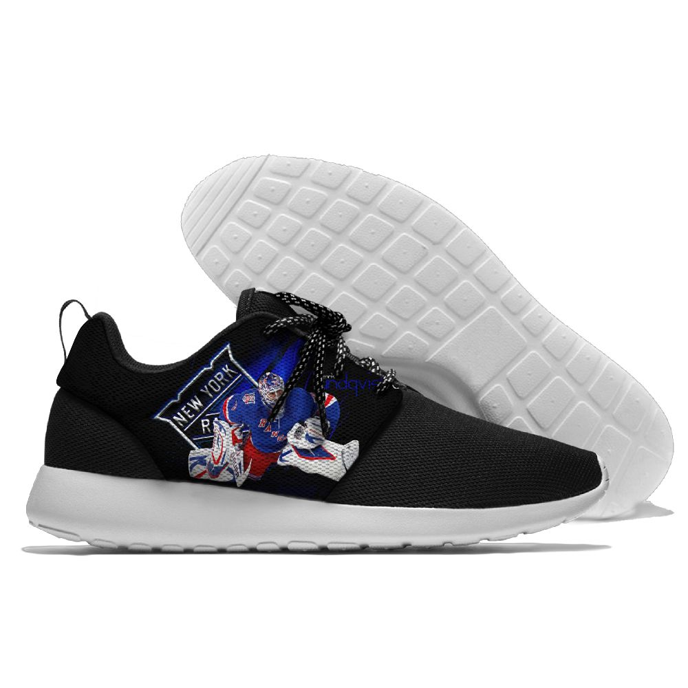 Men NHL New York Rangers Roshe style Lightweight Running shoes 1