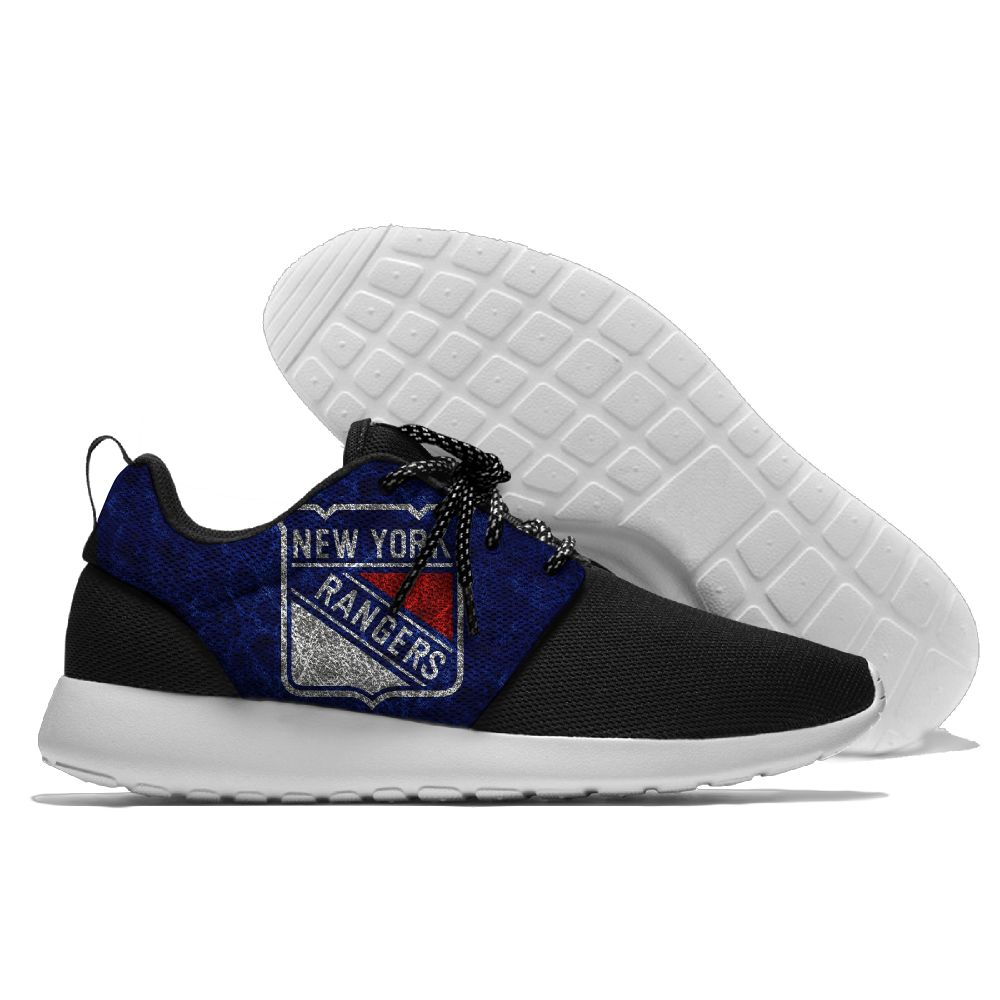 Men NHL New York Rangers Roshe style Lightweight Running shoes 5