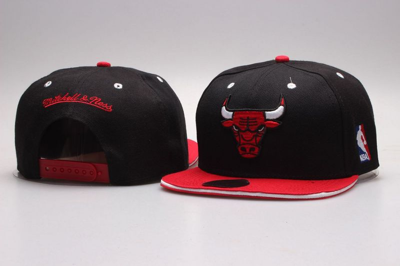 NBA Chicago Bulls Snapback hat 201811251