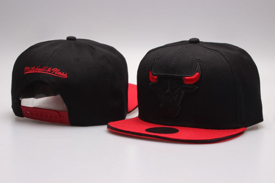 NBA Chicago Bulls Snapback hat 2018112510