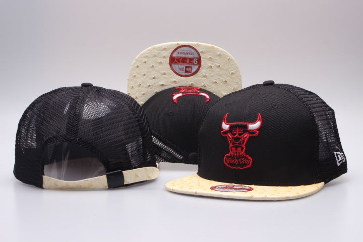 NBA Chicago Bulls Snapback hat 2018112516